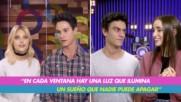 Soy Luna 2 - Кой каза това? - Валентина и Майкъл срещу Каролина и Агустин + Превод