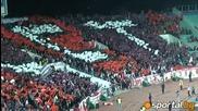 Левски - Цска през погледа на Sportaltv