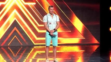 Артьом Анатолиевич - X Factor Кастинг (22.09.2015)