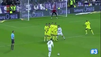 Кристиано Роналдо - Топ 10 гола на Реал Мадрид 2010