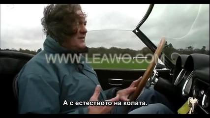 Топ Гиър Сезон 18 Епизод 7 2012 (3/5)