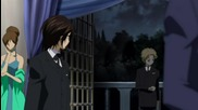 (bg sub)vampire Knight Guilty - сезон2 еп.03