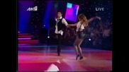 Kostas Martakis & Maria - Freestyle (dancing With The Starsfinal, 3rd Act Duel)
