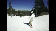 Каране На Snowboard
