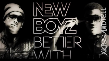 Превод & download link! New Boyz - Better With The Lights Off Ft. Chris Brown