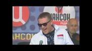 Евгений Росс - С Днём Рождения, Москва!!!