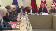 Kerry Cancels Trip in Honor of Ted Kennedy as Iran Talks Intensify