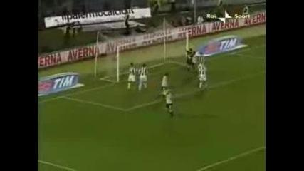 Palermo - Juventus 0 - 2 21 - 2 - 2009