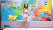 Прогноза за времето (21.05.2015 - обедна)