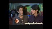 Jonas Brothers And Demi Lovato - Et At Winter Television Critics Association Press Tour