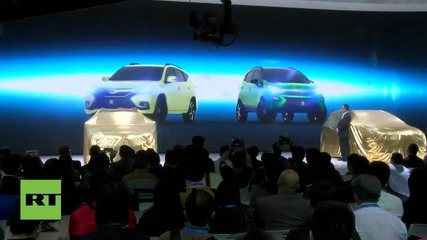 China: BYD unveils 'Song' and 'Yuan' SUVs