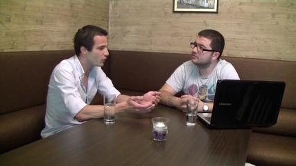 Linkedin, интервю със специален гост