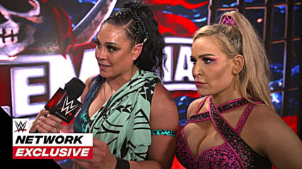 Natalya & Tamina are halfway home: WWE Network Exclusive, April 10, 2021