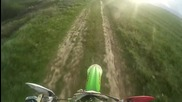 Kx450f ride