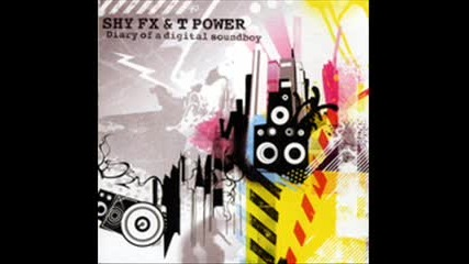 Shy Fx and T Power - On The Run