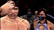 Пълната история на мощната игра Смъртоносна Битка срещу Dc Вселена (2008)