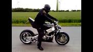 Злобен Мотор Streetfighter Crank Honda Cbr 900rr Sc33