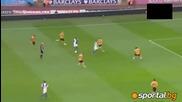 Уулвърхaмптън - Блекбърн 0:2 ( Premier League 10.03.2012 )