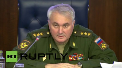 Russia: Colonel-General dismisses claim that downed drone belonged to Russia