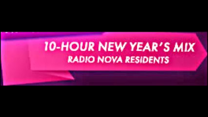 Radio Nova New Year's Marathon 2019 part 2 by Radio Nova's Residents