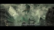 Attack on Titan Part 2 End Of The World Live Action Movie - Official Theatrical Trailer