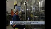 Един милион литра нелегален алкохол е открит в Чехия