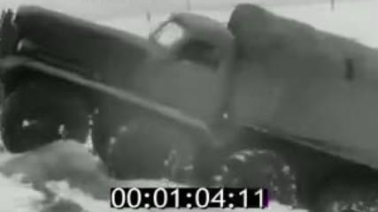 Советские вездеходы не знающие преград. Не все даже видели этих монстров.