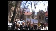 Възпоменателно шествие по случай 96 годишнината от арменския геноцид - 25.04.2011 г