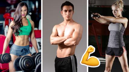 С тези 6 упражнения фитнес не ви трябва! Вижте как да ги изпълнявате