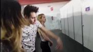 Violetta Live Gira Despedida - Излизане на сцената + Превод