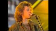 Jon Bon Jovi, Richie Sambora & Roger Taylor Wanted Dead Or Alive Live Nara City, Japan April 1994