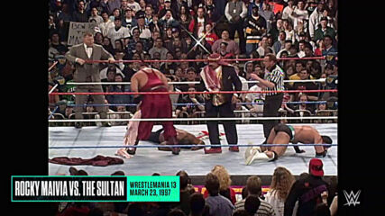 The Rock's electrifying rookie year: WWE Playlist