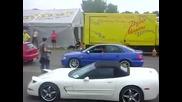 Seat vs Honda, Integra vs Integra, Rs4 vs Corvette, Skoda vs Honda, S4 vs Corvette
