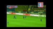 K.karadzhinov Goal Levski Sofia - Lokomotiv Sofia 0 - 1 (1 - 2 12/09/2009)