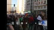 Хиляди испанци поискаха оставката на правителството
