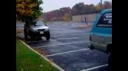 Паркиране с много га3