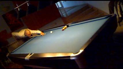 marin trick shot pool
