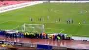 Rigore Edinson Cavani Napoli - Samp 30 - 01 - 2011