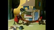 Руска анимация. Чебурашка