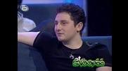 Music Idol 2 - Мнението На Ивайло След Напускането на Мария 24.04.2008 Good Quality
