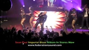 Sean Paul Gimme The Light Like Glue Live 8.18.09 Imperial Blaze Album Release Party