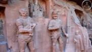 Новооткритата антична статуя в Китай, изобразяваща древна технология!