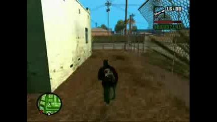 Gta San Andreas Free Run - Carl