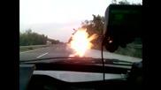 бмв турбо-настройки и пламъци :)