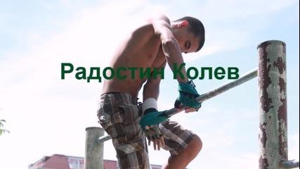 Handstand,planche - Радостин Колев