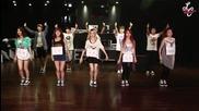 Ladies'code - Pretty Pretty ( Dance Practice )