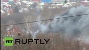Множество ранени при инцидент с фойерверки в Русия