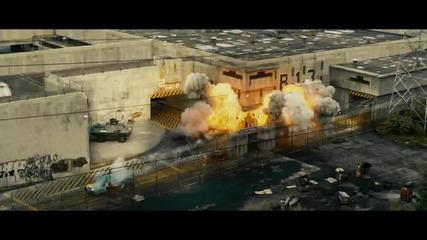 District 13 Ultimatum Official Trailer Hd