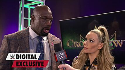 Titus O'Neil & Natalya reflect on honoring breast cancer survivors: WWE Digital Exclusive, Oct. 21, 2021