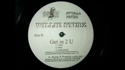 Willie Stubz - Get In 2 U (instrumental 2002)